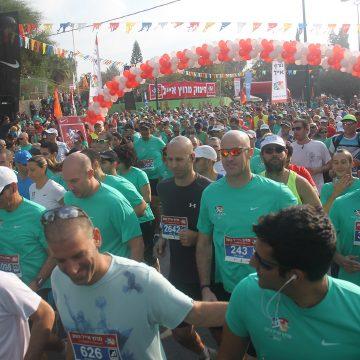 """תכנית אימונים למקצה ה-15 ק""""מ של מרוץ אייל ~ שבוע 07"""