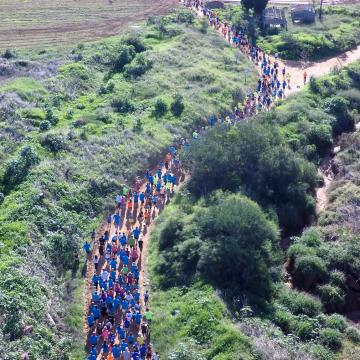 """תכנית אימונים למקצה ה-15 ק""""מ של מרוץ אייל ~ שבוע 03"""